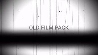 Old Film Pack: Motion Graphics