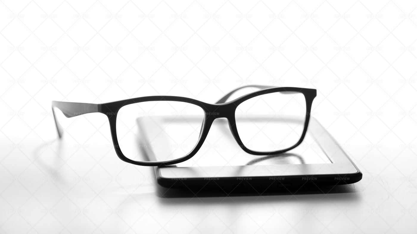 Reading Glasses: Stock Photos