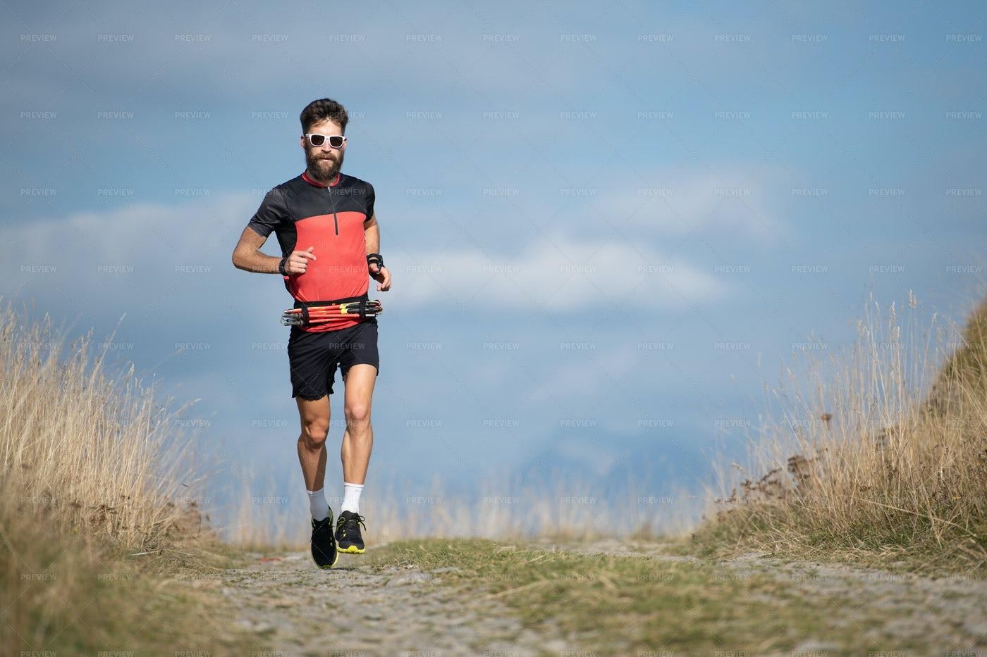 Athlete Runner: Stock Photos