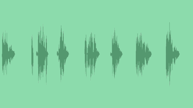 Small Robot Glitch: Sound Effects