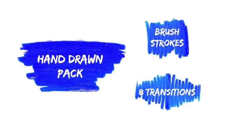 Hand Drawn Pack: Stock Motion Graphics