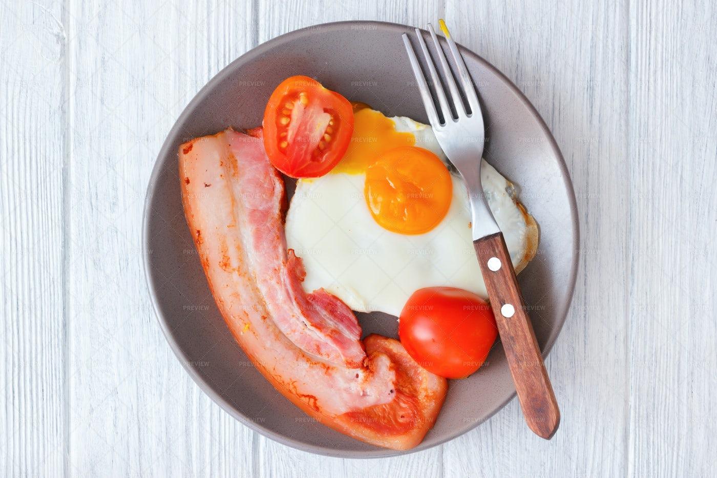 English Breakfast: Stock Photos