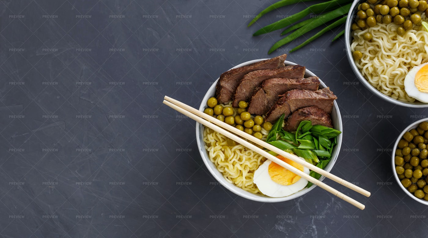 Asian Traditional Soup: Stock Photos