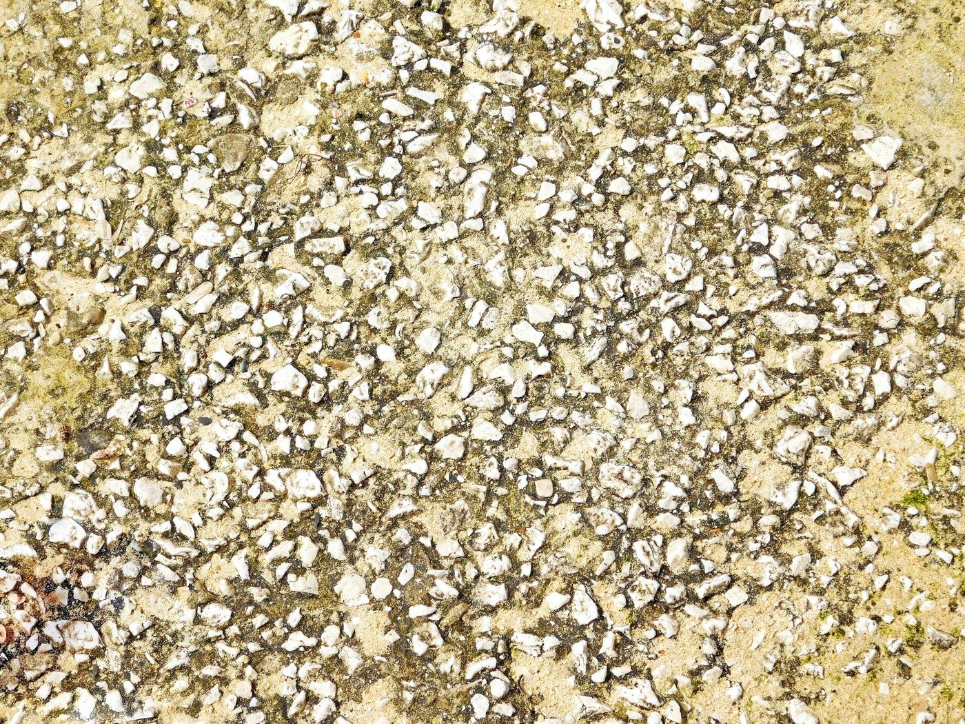 Textured White Stone: Stock Photos