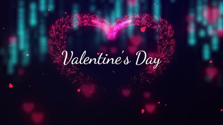 Valentine's Day: Premiere Pro Templates