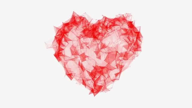 Valentine's Day Heart Pulsing Pack: Stock Motion Graphics