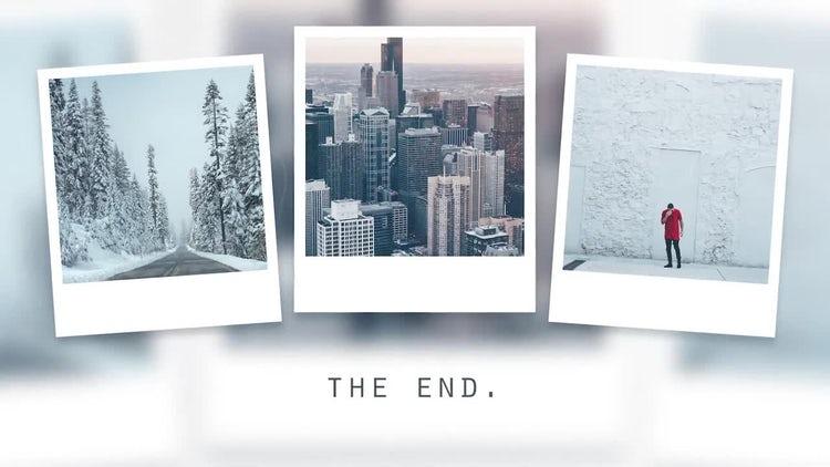 Square Photo Slideshow: Premiere Pro Templates