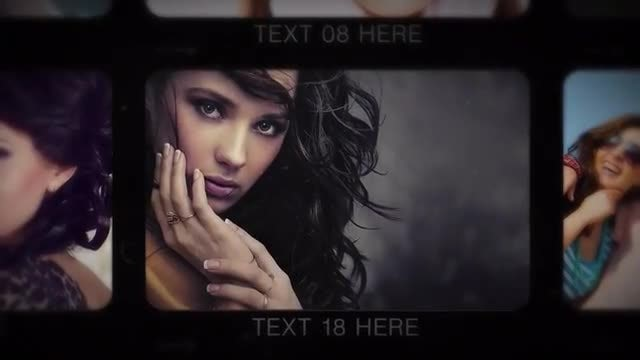 Contact Sheet Extended: After Effects Templates