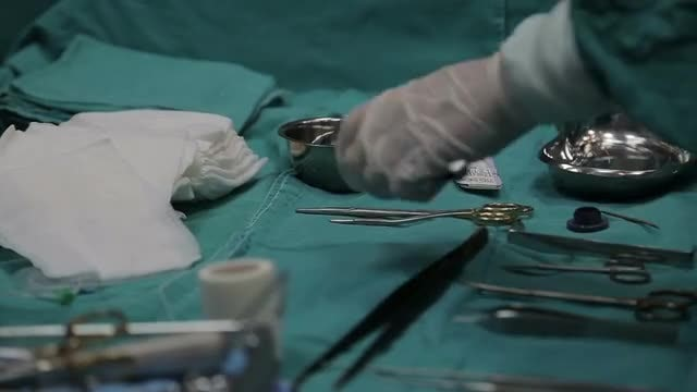 Surgical Instruments: Stock Video