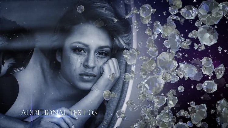Diamonds Opener: After Effects Templates