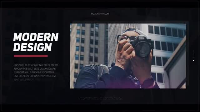 Unique Promo: After Effects Templates
