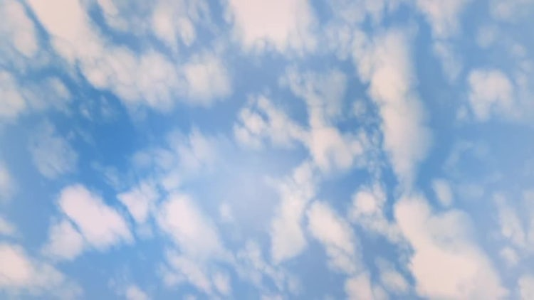Sky And Clouds: Stock Motion Graphics