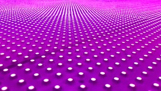 Glowing LED Panel: Blue - Purple : Stock Video
