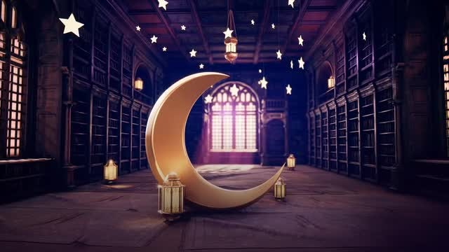 Welcome Ramadan: Stock Motion Graphics