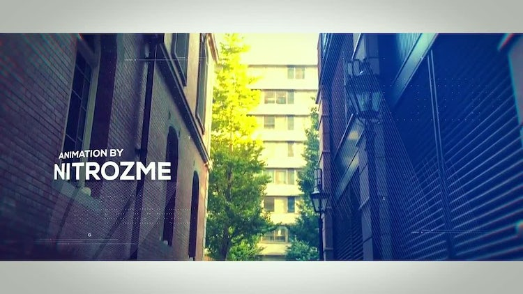 Showreel: After Effects Templates