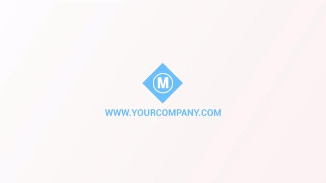 Fast Logo Reveal: After Effects Templates