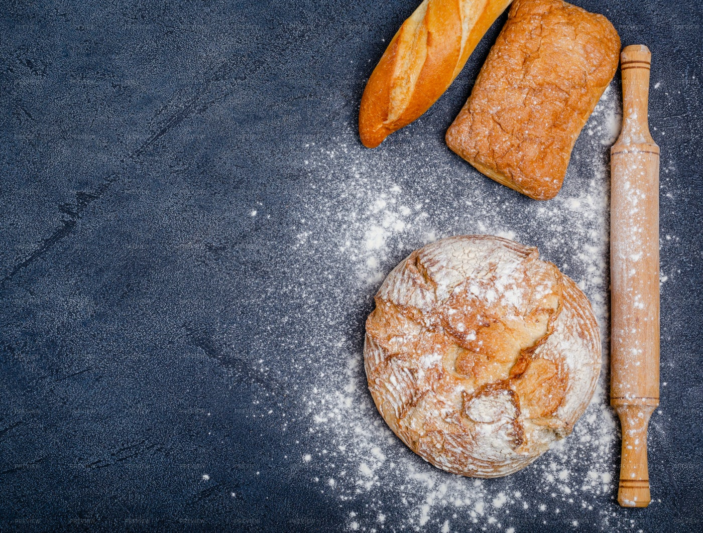 Bread And Rolls: Stock Photos