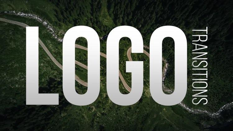 Logo Transitions: Premiere Pro Templates