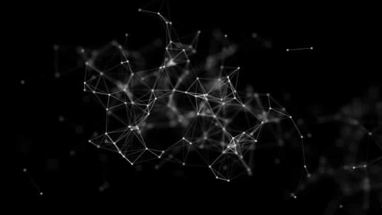 Plexsus Background Loop Alpha: Motion Graphics