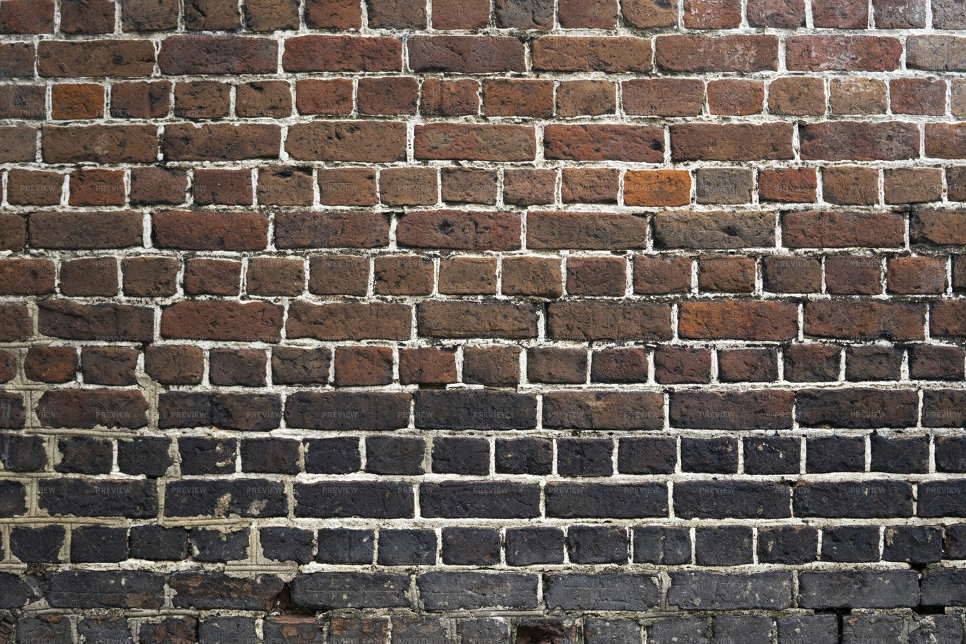 Vintage Brick Wall: Stock Photos