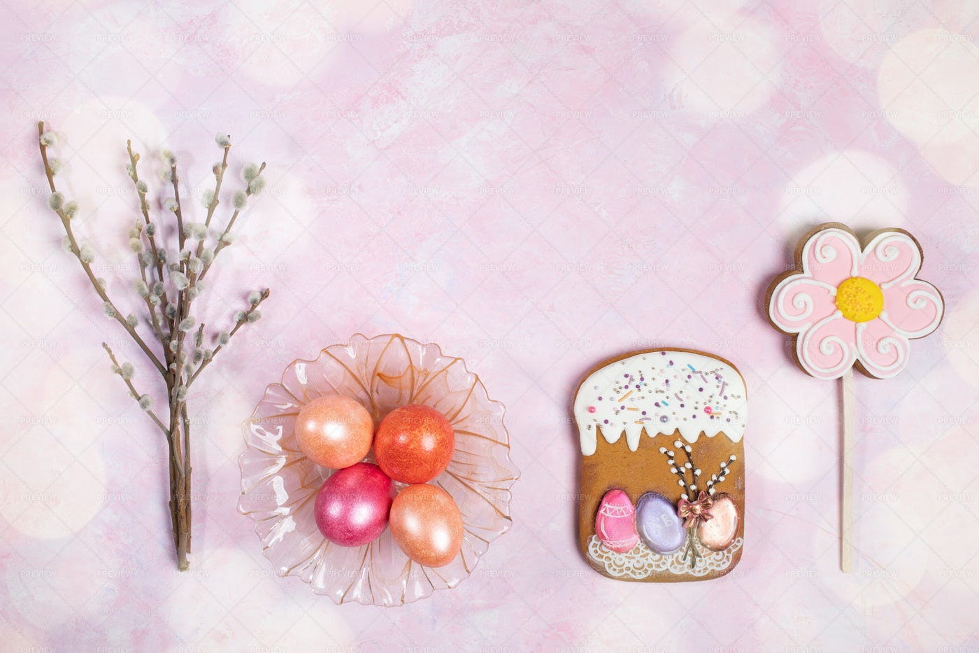 Easter Products: Stock Photos
