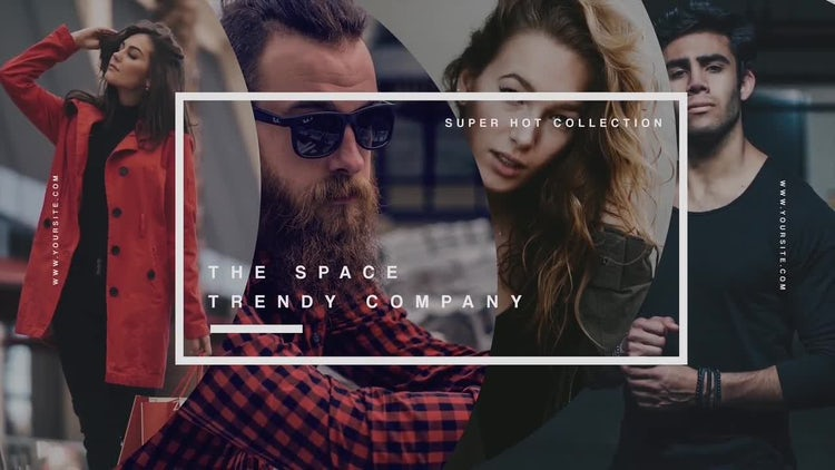 Slides Zone V.1: After Effects Templates