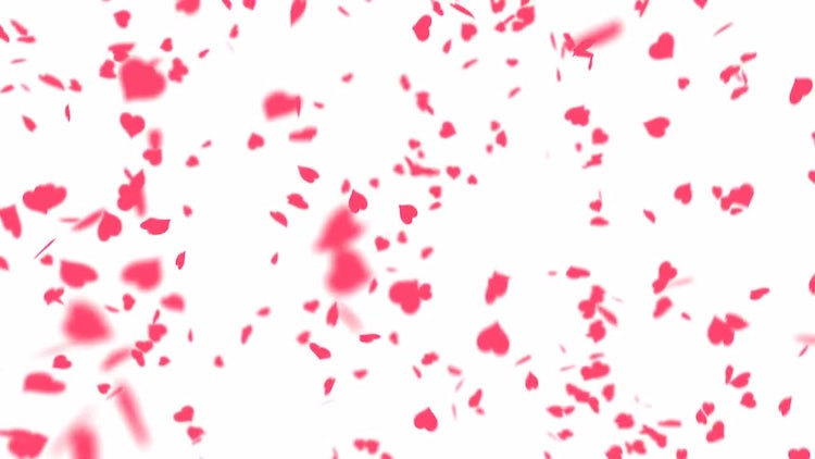 Valentines Day Background: Stock Motion Graphics