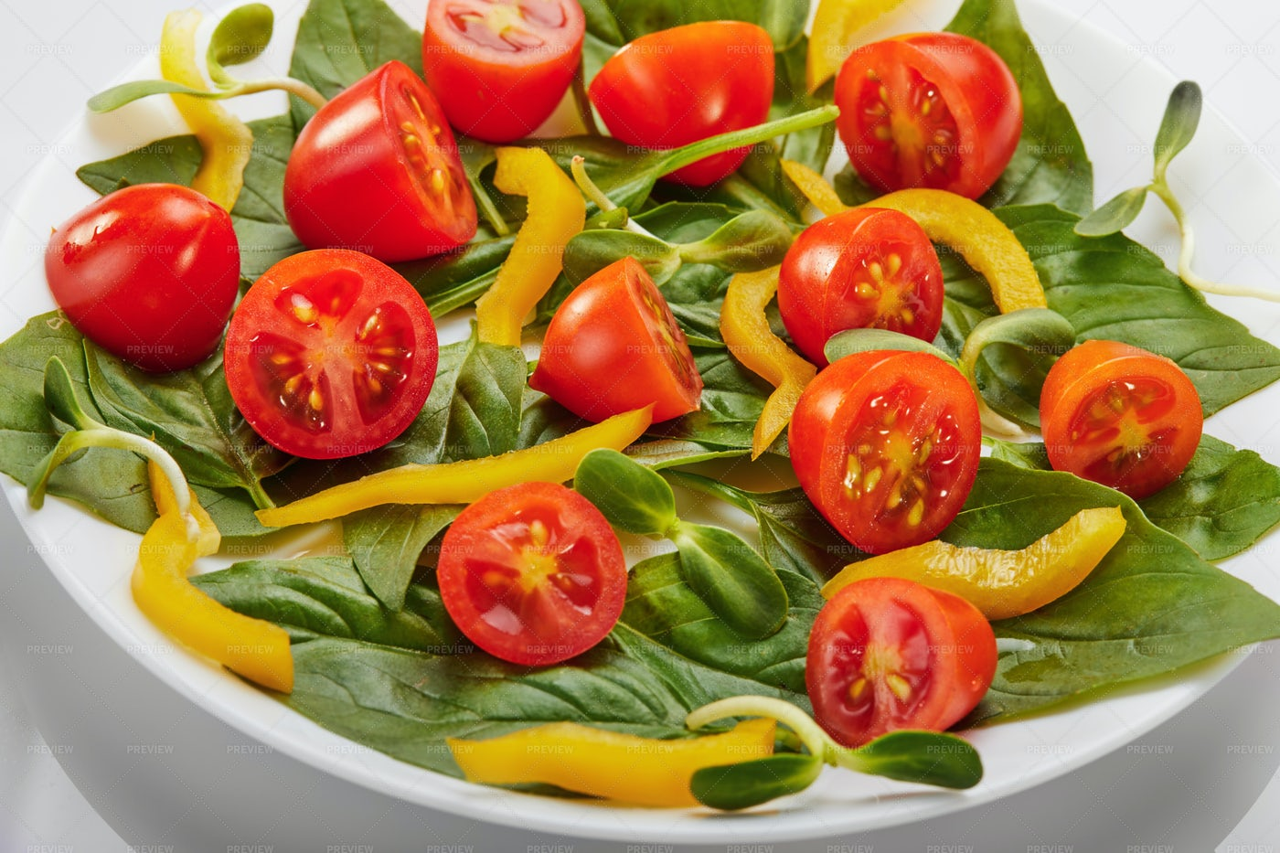 Healthy Salad: Stock Photos