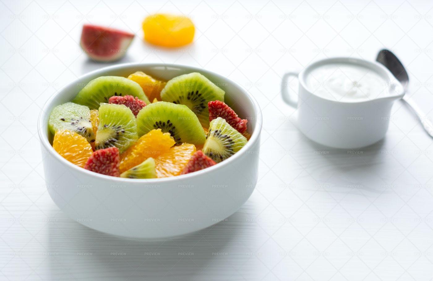 Fruit Salad: Stock Photos