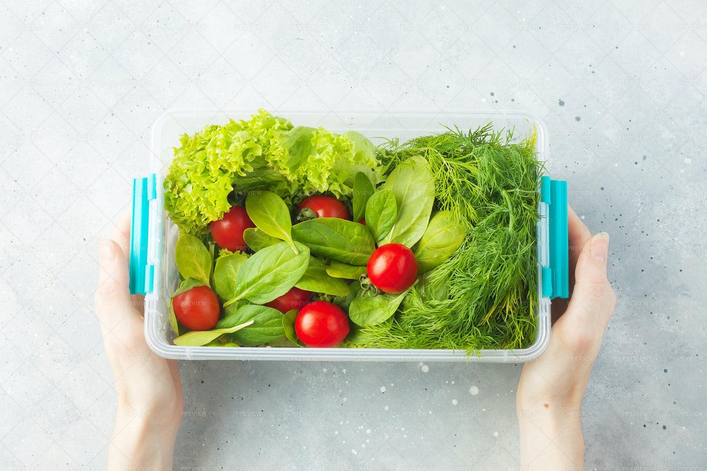 Fresh Greens: Stock Photos
