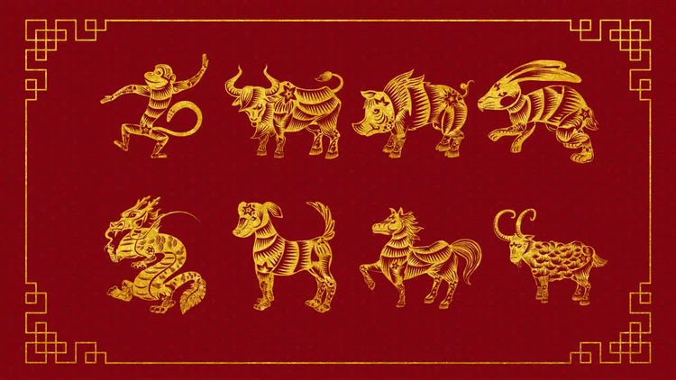 Chinese New Year Kit: Motion Graphics