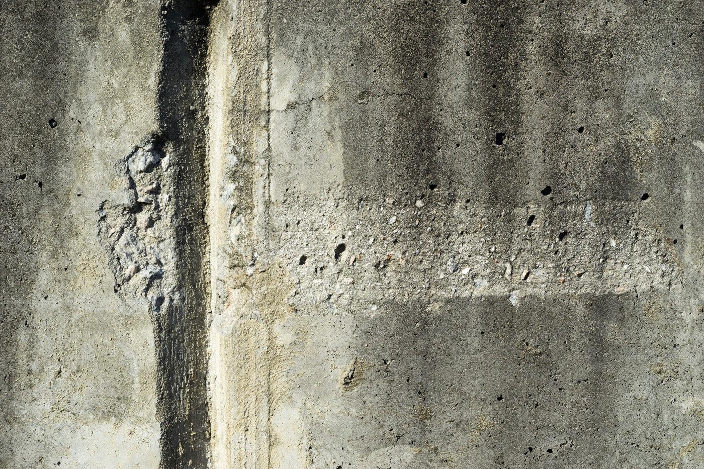 Scratched Concrete: Stock Photos
