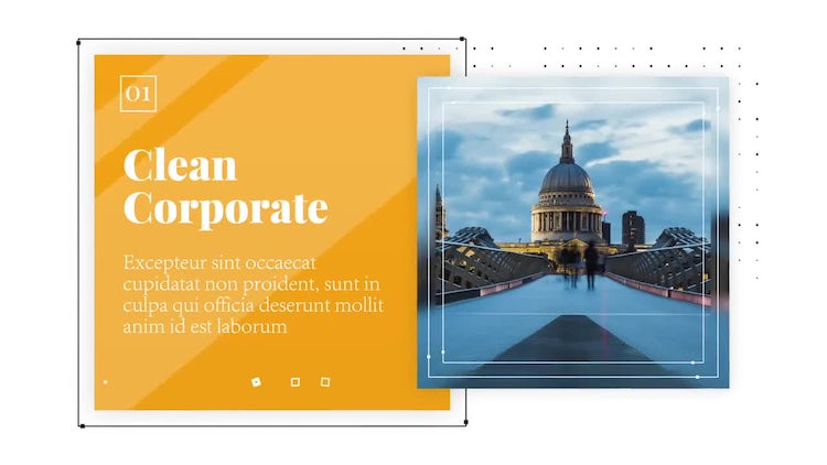 Clean Corporate - Business Presentation: After Effects Templates