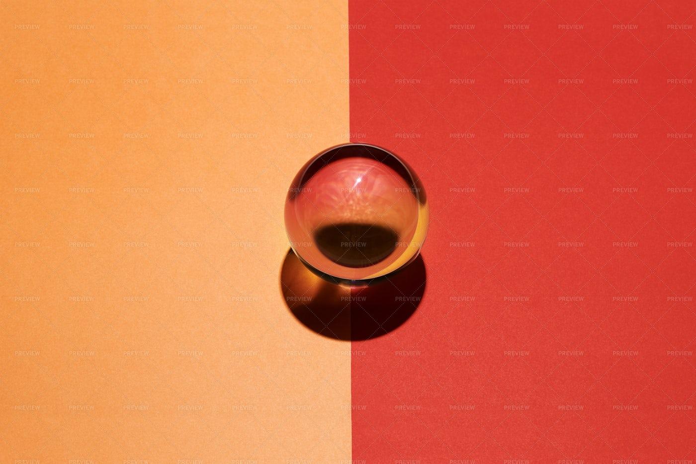 Glass Sphere: Stock Photos