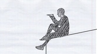 Animated Man Pencil Drawing Effect: Motion Graphics