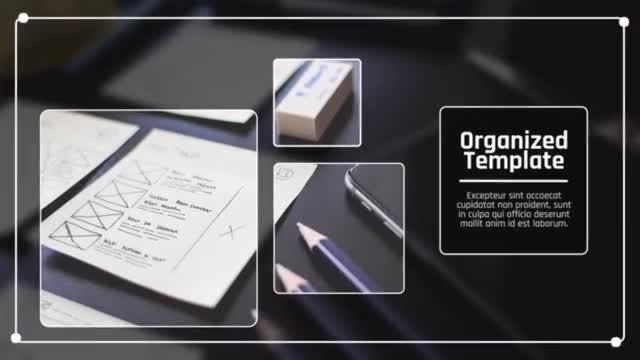 New - Square Corporate Premiere: Premiere Pro Templates