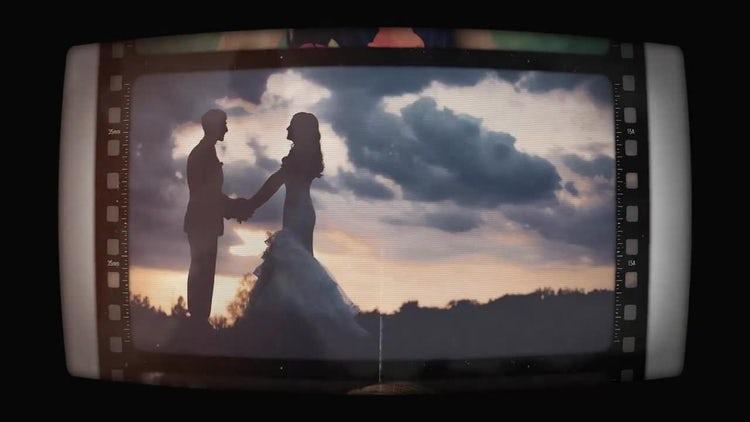 Filmstrip Slides: Premiere Pro Templates