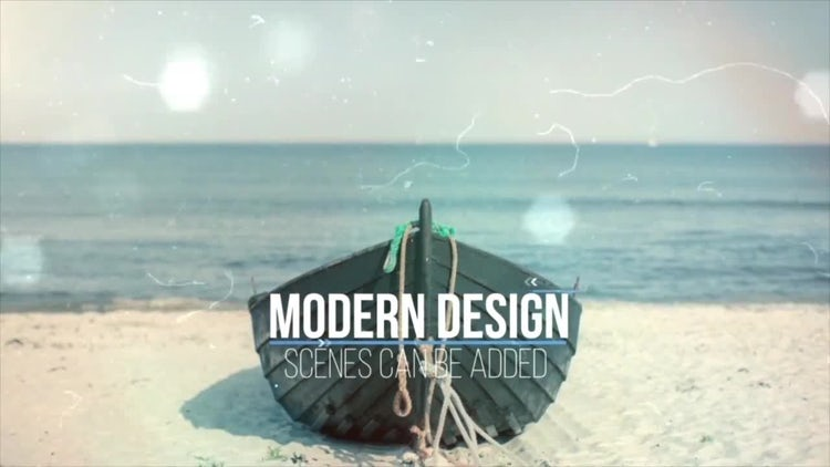 Reveal Slide: After Effects Templates