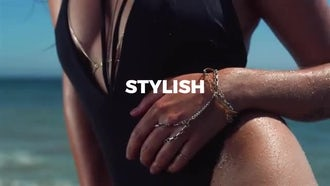 Stylish Dynamic Opener: After Effects Templates