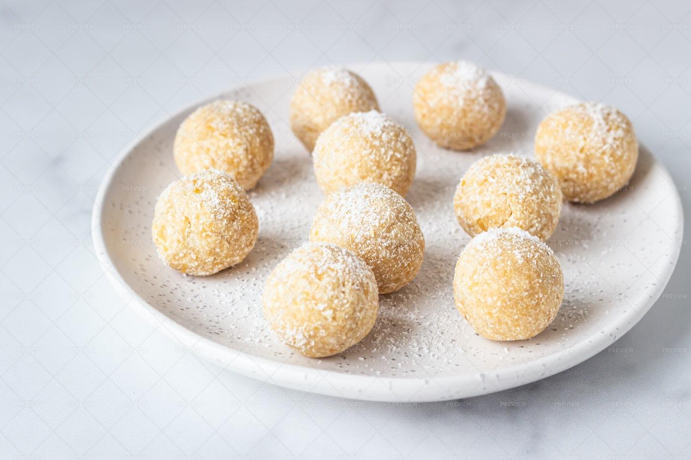 Indian Sweet Snack: Stock Photos