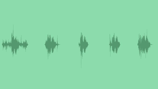Jewelry: Sound Effects