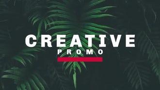 Trendy Clean Promo: Premiere Pro Templates