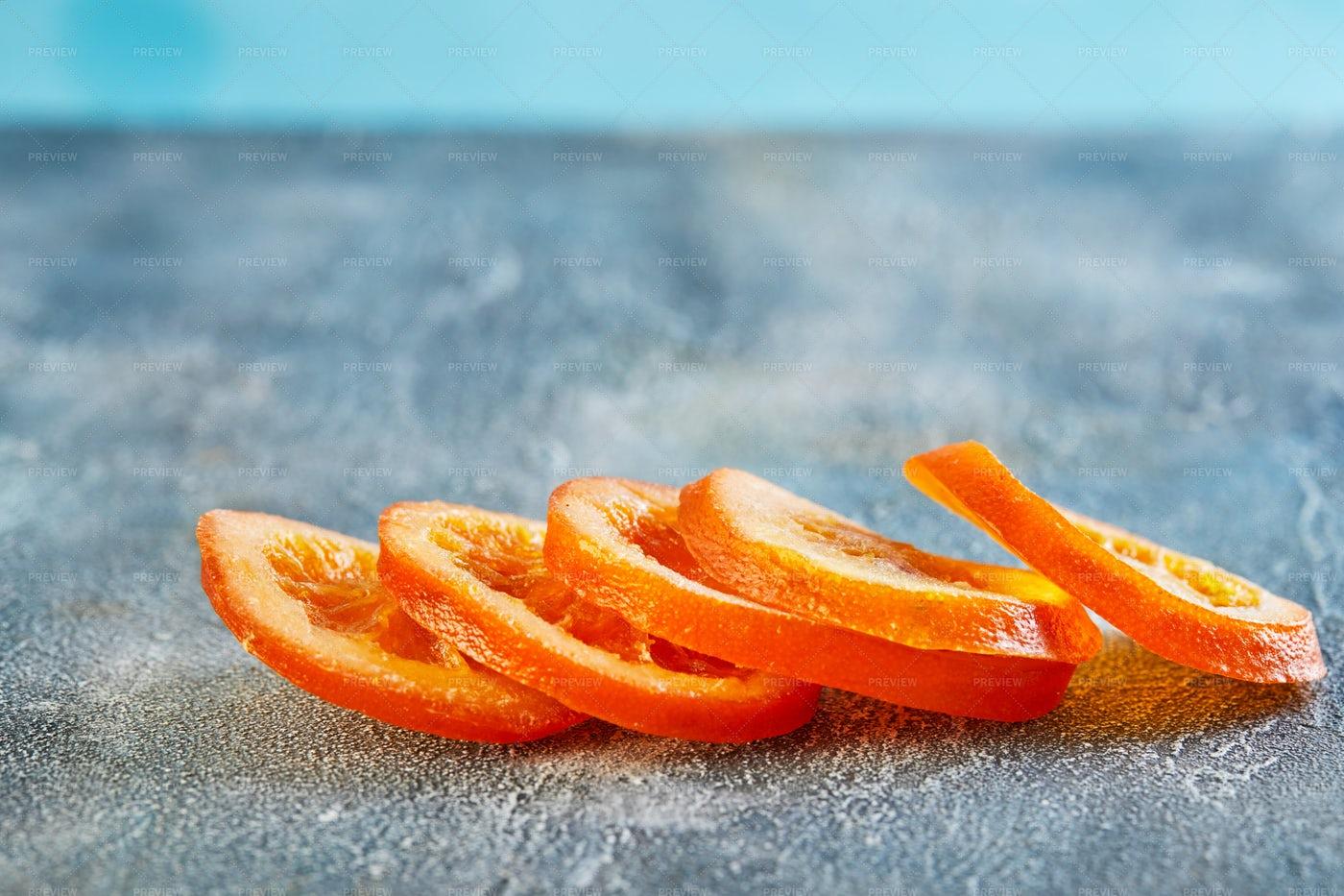 Oranges Or Tangerines: Stock Photos
