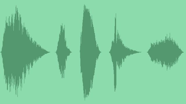Sci-fi Futuristic Transition: Sound Effects