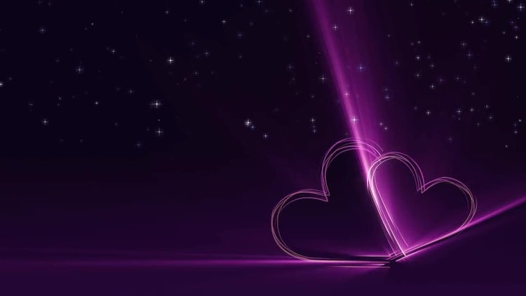 Hearts - Backgrounds: Stock Motion Graphics