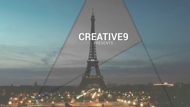 Unique Slideshow: After Effects Templates