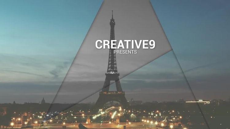 Unique Slideshow: After Effects Templates