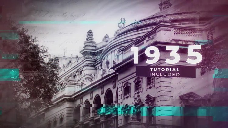 Historical Movie: After Effects Templates