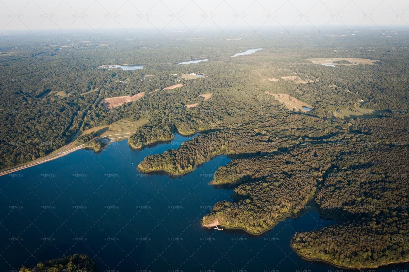 Lake View: Stock Photos