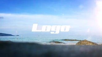 Beach Opener 4K: After Effects Templates